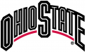 Ohio State Buckeyes 1987-2012 Wordmark Logo iron on transfer
