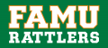 Florida A&M Rattlers 2013-Pres Wordmark Logo 08 decal sticker