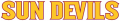 Arizona State Sun Devils 2011-Pres Wordmark Logo 0 0 09 decal sticker