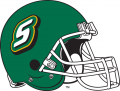 Southeastern Louisiana Lions 2003-Pres Helmet decal sticker