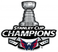 Washington Capitals 2017 18 Champion Logo iron on transfer
