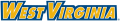 West Virginia Mountaineers 2002-Pres Wordmark Logo 01 decal sticker