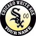 CHICAGO WHITE SOX decal sticker