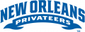 New Orleans Privateers 2013-Pres Wordmark Logo 02 decal sticker