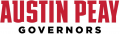 Austin Peay Governors 2014-Pres Wordmark Logo decal sticker