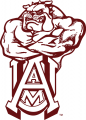 Alabama A&M Bulldogs 1980-Pres Alternate Logo iron on transfer