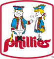 Philadelphia Phillies 1976-1980 Primary Logo decal sticker