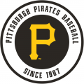 Pittsburgh Pirates 2010-Pres Alternate Logo decal sticker