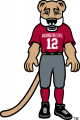Washington State Cougars 2003-Pres Mascot Logo iron on transfer