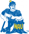 Northern Arizona Lumberjacks 2000-2004 Primary Logo iron on transfer