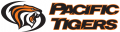 Pacific Tigers 1998-Pres Alternate Logo decal sticker