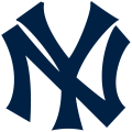 New York Yankees 1915-1946 Primary Logo decal sticker decal sticker
