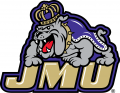 James Madison Dukes 2013-2016 Primary Logo decal sticker