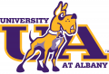 Albany Great Danes 2001-2006 Alternate Logo decal sticker