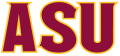 Arizona State Sun Devils 2011-Pres Wordmark Logo 14 decal sticker
