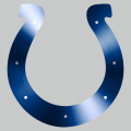 Indianapolis Colts Stainless steel logo iron on transfer