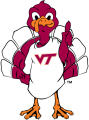 Virginia Tech Hokies 2000-Pres Mascot Logo 02 decal sticker