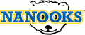 Alaska Nanooks 2000-Pres Wordmark Logo 09 decal sticker