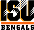 Idaho State Bengals 1997-2018 Wordmark Logo 02 iron on transfer