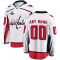 Washington Capitals Custom Letter and Number Kits for White Champions Jersey