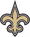 New Orleans Saints 2017-Pres Primary Logo decal sticker