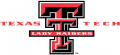 Texas Tech Red Raiders 2000-Pres Alternate Logo 01 decal sticker