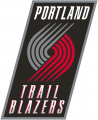 Portland Trail Blazers 2005-2017 Primary Logo iron on transfer