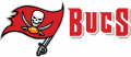 Tampa Bay Buccaneers 2014-Pres Wordmark Logo 04 iron on transfer