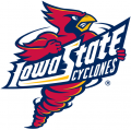 Iowa State Cyclones 1995-2006 Primary Logo iron on transfer