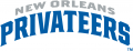 New Orleans Privateers 2013-Pres Wordmark Logo 03 decal sticker