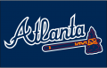 Atlanta Braves 2008-2017 Jersey Logo iron on transfer