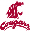 Washington State Cougars 1995-2010 Alternate Logo iron on transfer