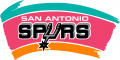 San Antonio Spurs 1990-2002 Primary Logo decal sticker