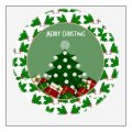 Personalized Christmas Decoration DIY decals stickers 3