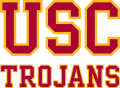 Southern California Trojans 2000-2015 Wordmark Logo 06 iron on transfer