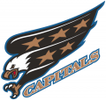 Washington Capitals 1995 96-1996 97 Primary Logo iron on transfer