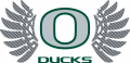 Oregon Ducks 2011-Pres Alternate Logo iron on transfer