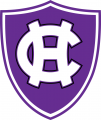 Holy Cross Crusaders 2014-Pres Secondary Logo 03 decal sticker