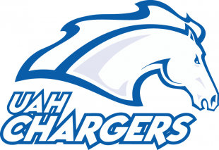 Alabama-Huntsville Chargers 2005-Pres Primary Logo iron on transfer