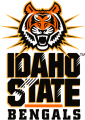 Idaho State Bengals 1997-2018 Alternate Logo 02 iron on transfer