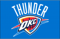 Oklahoma City Thunder 2008-Pres Primary Dark Logo iron on transfer