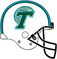 Tulane Green Wave 1998-2013 Helmet 01 iron on transfer