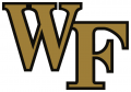 Wake Forest Demon Deacons 2007-2018 Primary Logo iron on transfer