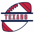 Football Houston Texans Logo iron on transfer