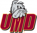 Minnesota-Duluth Bulldogs 2000-Pres Alternate Logo 01 decal sticker