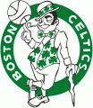 Boston Celtics 1974-1996 Primary Logo decal sticker