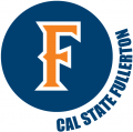 Cal State Fullerton Titans 1992-Pres Alternate Logo 07 decal sticker