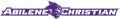 Abilene Christian Wildcats 2013-Pres Wordmark Logo 06 decal sticker