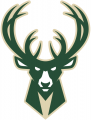 Milwaukee Bucks 2015-16-Pres Alternate Logo decal sticker