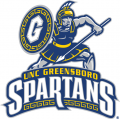 NC-Greensboro Spartans 2001-2009 Primary Logo decal sticker